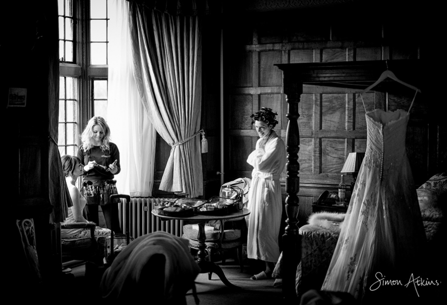 rushton hall wedding photography 03